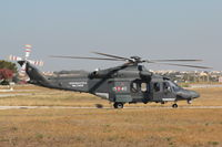 MM81796 @ LMML - Augusta A139 MM81796/15-40 of Italian Air Force participated in Canale Exercise 2013 - by Raymond Zammit