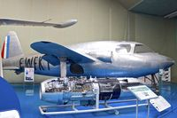 F-WFKY @ LFPB - Exhibited at The Air & Space Museum at Le Bourget , Paris, France