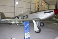 44-63871 @ LFPB - Exhibited at The Air & Space Museum at Le Bourget , Paris, France