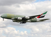 F-WWAZ @ LFBO - C/n 0127 - For Emirates as A6-EEJ - by Shunn311