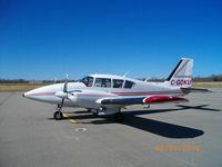 C-GOKU - Landed at CYLS  April 2, 2012 - by *