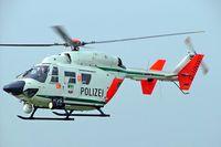 D-HNWP - MBB/Kawasaki BK-117C-1 [7553] (Polizei) Dusseldorf~D 10/09/2005