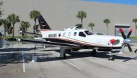 N850XX - TBM 850 at NBAA Orange County Convention Center Orlando
