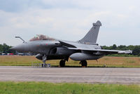 133 @ EHVK - Rafale C 133/118-GL on the staic of the Volkel Open House 2013 - by Nicpix Aviation Press  Erik op den Dries