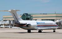 N784TW @ KRFD - DC-9-15F