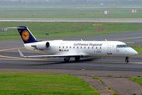 D-ACJF @ EDDL - Canadair CRJ-100LR [7200] (Lufthansa Regional) Dusseldorf~D 10/09/2005