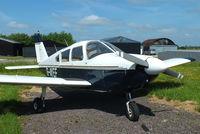 G-AYEF @ EGCV - Pegasus Flying Group - by Chris Hall