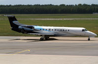 G-THFC @ LOWG - London Executive Aviation Embraer Legacy 600   with Iron Maiden on board - by Thomas Ranner