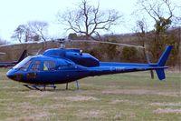 G-TOPC @ EGBC - Aerospatiale AS355F1 Ecureuil II [5313] (Kinetic Avionics Ltd) Cheltenham~G 12/03/2009 - by Ray Barber
