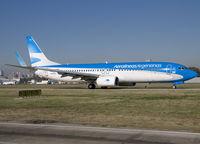 LV-CTC @ SABE - Ex D-ABBA with Air Berlin.