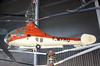 F-WFRQ @ LFPB - Exibited at the AIR & SPACE MUSEUM , Le Bourget , Paris - by Terry Fletcher