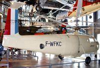 F-WFKC @ LFPB - Exibited at the AIR & SPACE MUSEUM , Le Bourget , Paris