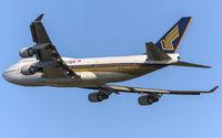 9V-SPJ @ EDDF - departure from Frankfurt
