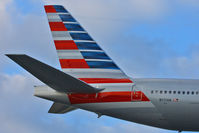 N717AN @ EGLL - American Airlines - by Chris Hall