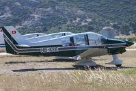 HB-KEE @ LFKC - Parked. Crashed near Sion (Switzerland) 4 kills on board - by micka2b