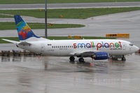 LY-FLE @ VIE - Small Planet Airlines - by Joker767