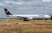 D-AIKC @ EDDF - departure via RW18W - by Friedrich Becker