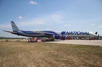 N872CA @ YIP - National DC-8-71