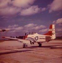 140557 @ OPF - I took this in 1973 at Opa Locka, FL. - by Larry Johnson