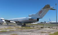 N898AA @ OPF - Former Capitol Cargo 727 getting scrapped at Opa Locka
