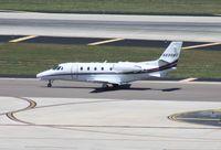 N898MC @ TPA - Cessna 560 Excel