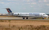 F-GPXL @ EDDF - departure via RW18W