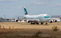 B-HKV @ EDDF - departure from RW18W