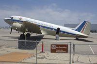 N760 @ KLAX - 1941 Douglas DC-3, c/n: 3269