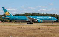 VN-A144 @ EDDF - departure via RW18W