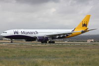G-SMAN @ LEPA - Monarch Airlines - by Air-Micha