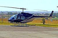 ZS-RDR @ FALA - Bell 206B-3 Jet Ranger III [4183] Lanseria~ZS 20/09/2006