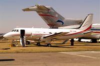9Q-COE @ FALA - Grumman G-159 Gulfstream I [156] (ITAB) Lanseria~ZS 20/09/2006