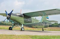 41 @ EHVK - Antonov An-2T - by Jan Lefers