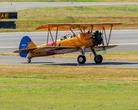3403 @ KPAE - 3403 N2S-3 1940 Boeing A75N1 C/N 75-1180 - by Terry Green
