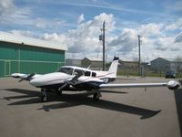 C-GTGM - Finishing touch for modernizing a timeless aircraft. - by G Nauta