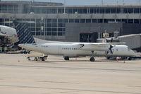 C-GLQF @ KIAD - Prepping for departure - by Robert Kearney