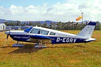 D-EGRV @ FASH - Piper PA-28-235 Cherokee [28-11217] Stellenbosch~ZS 17/09/2006 - by Ray Barber