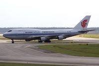 B-2456 @ EDDF - Air China Cargo Boeing 747 - by Thomas Ranner