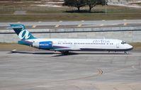 N934AT @ TPA - Air Tran 717