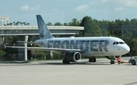N940FR @ MCO - Jack the Snowshoe Hair Frontier A310