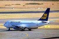 ZS-PIU @ FAJS - Boeing 737-205 [21765] (Nationwide Air) Johannesburg Int~ZS 19/09/2006 - by Ray Barber