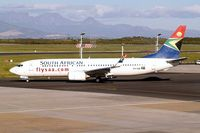 ZS-SJB @ FACT - Boeing 737-8S3 [29249] (South African Airways) Cape Town Int~ZS 17/09/2006 - by Ray Barber