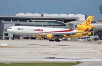 N950AR @ MIA - Sky Lease MD-11