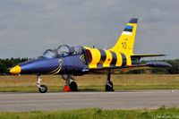 10 @ EHVK - Albatros in Special Colors - by Jan Lefers