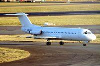 ZS-XGW @ FAJS - Fokker F-28-4000 Fellowship [11130] (South African Express) Johannesburg Int~ZS 19/09/2006