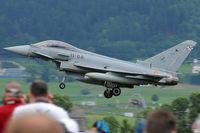 C16-28 @ LOXZ - Spanish Air Force - by Chris Jilli