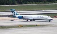 N955AT @ TPA - Air Tran 717