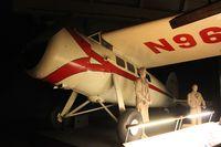 N965Y - Lockheed Vega 2D at Henry Ford Museum Dearborn Michigan