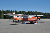 N29533 @ GOO - Parked at Nevada County Air Park, Grass Valley, CA. - by Phil Juvet