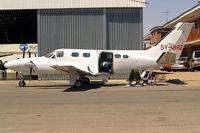 5Y-BRZ @ FALA - Cessna 441 Conquest II [441-0164] Lanseria~ZS 20/09/2006